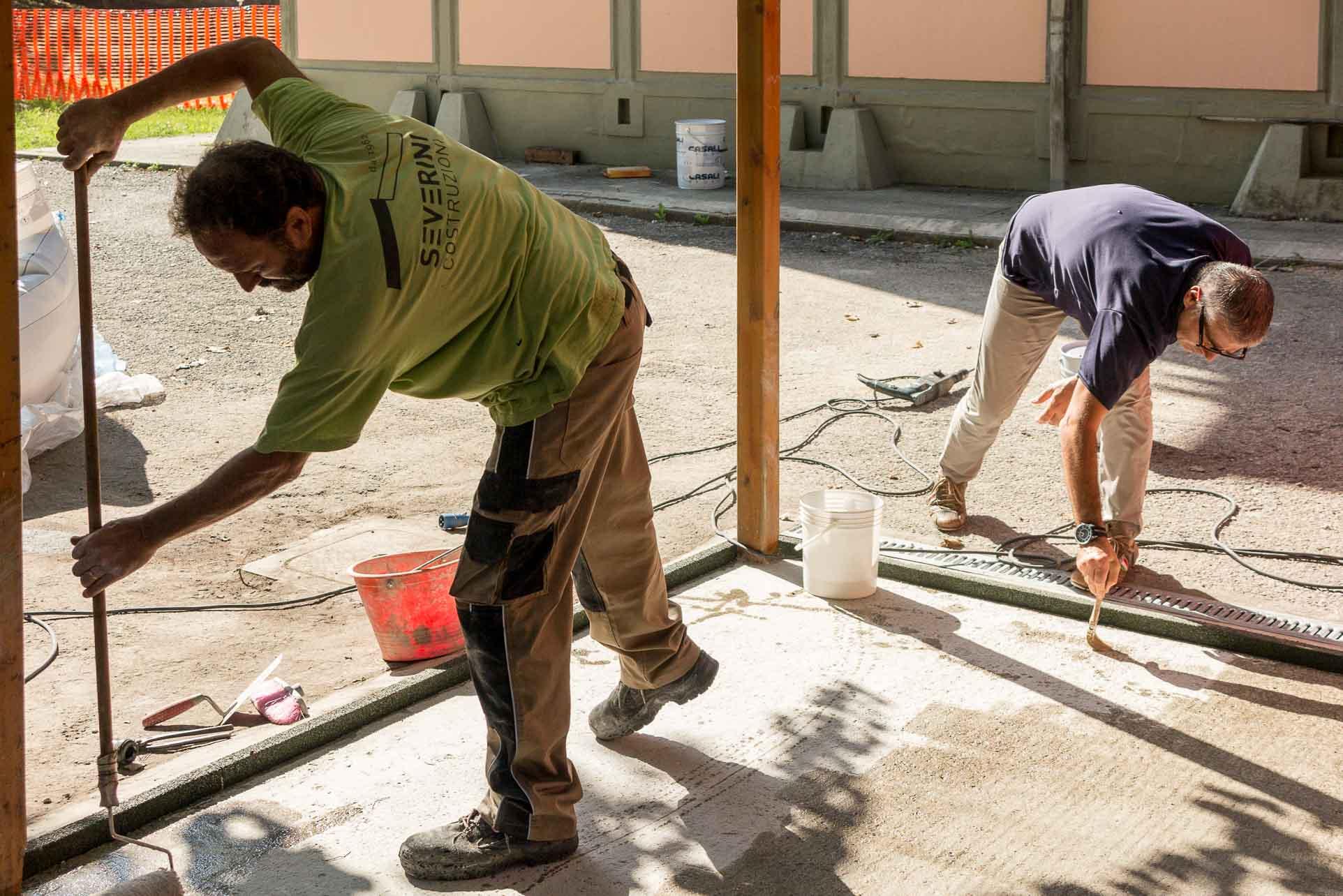 servizi fotografici per imprese costruzione
