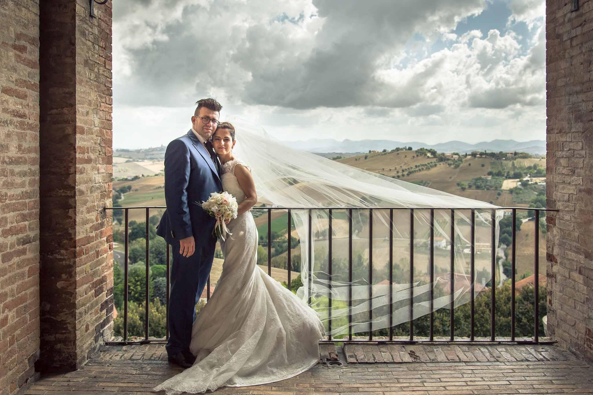 Alessandra e Giuseppe