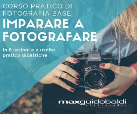 Corso Fotografia Ancona – IMPARARE A FOTOGRAFARE